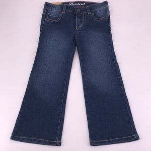 NWT Crazy 8 4T Girl's Bootcut Jeans